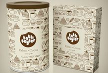 Packing / Product packing & box creative / by LeMaksim
