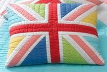 British - crafts/decor / by Mabel McCracken