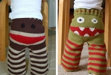 Cloth diapers / by Marianne F