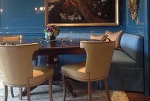 Dining / Dining rooms / by Susan Schultz