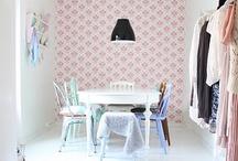 Diningroom&Kitchen / by Marianne F