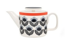 Tea, Teapots, Tea Cups and Mugs / by Greer