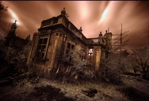 Abandoned Places, Forgotten Spaces / Places once filled with people and memories, now abandoned and forgotten.  Some are sad, others are haunting.  But each one is beautiful in its own way. / by Dorothy - a True Jersey Girl