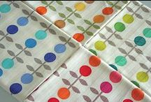 FABRIC - QUILTING / by Vickie Thompson
