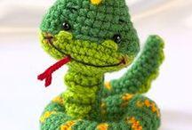Crochet - Amigurumi & Dolls / crochet / by Jenny Sällström