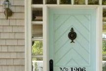 Future Home Ideas. / by Samantha Houston