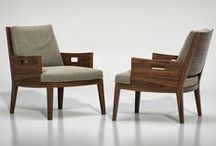 Sillones - 	Armchairs / by MARIANGEL COGHLAN