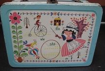 Vintage Lunch Boxes / by Carolyn Pierce