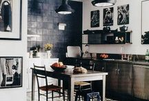 Kitchen / Clean, understated, functional.  / by Clara Singleton