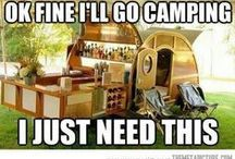 Camping ideas / by Robin Reese