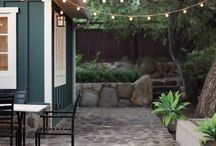 Exterior Design/ Backyard / by Milly Hopkins