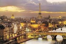 """""""Paris Is Always A Good Idea!""""  / by Paula Tyler"""