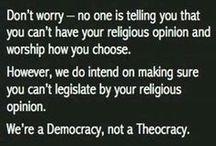 Religion Ridiculousness / by Lori Killion