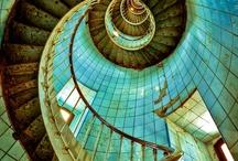Architecture, stairs and vistas / by Lori Hamilton