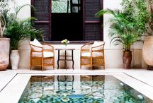 Architectures & Houses / House, Modern, Interior Design  / by SATHAKA B.