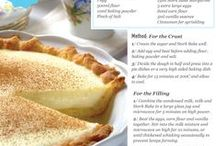 South African Recipes / by Liddy Heninger