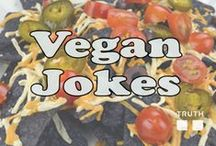 Vegan Jokes / Jokes from Truth for all to enjoy. / by Truth Belts - Vegan Fashion