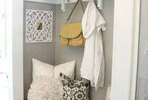 Entryway/Mud Room / by Leslie Good