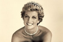 Diana ~ Candle in the Wind / Diana Princess of Wales . Forever and always a Princess. / by Pam P