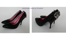 Γόβες|Handmade Pumps / Τα χειροποίητα παπούτσια by Elizabeth είναι μοναδικά,συλλεκτικά κομμάτια. Κάθε μοντέλο κατασκευάζεται μία μόνο φορά και σε περιορισμένο αριθμό για να είστε σίγουρη ότι το δικό σας ζευγάρι είναι μοναδικό!! Είναι από ποιοτικό δέρμα, μαλακά και άνετα και είναι στολισμένα με τέχνη, μεράκι και προσεγμένα υλικά.https://www.facebook.com/Elizabeth.HandmadeShoes / by Handmade Shoes By Elizabeth