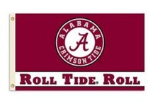 Roll Tide Y'all!! / by Miss W