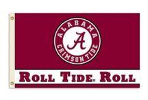 Roll Tide Y'all!! / by Miss W