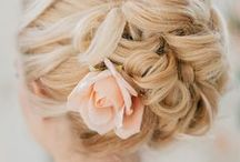 hair wedding ideas / beautiful hair ideas for your special day / by Beautiful Brides & Dresses
