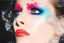 Makeup / by Eglantine .