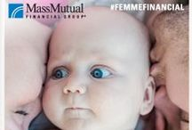 Starting a Family / Not sure where to begin? From monthly budgets to diaper changing and college funds, we've got the tips and tricks you'll need. / by MassMutual