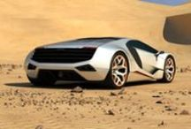 fast/fancy cars / Fast cars and cars that just look awesome / by Mandy Dooley