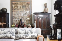 Home Ideas / by Silk & Whiskey