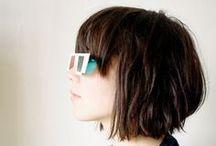 cheveux je veux! / by Bettina M