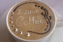 COFFEE .... add cream & a piece of chocolate! / by Donna Kelso