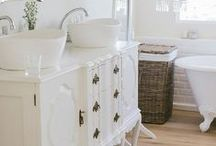 Bath Remodel Ideas / by Terry Whitaker