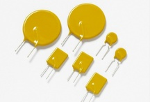 PTCs - Circuit Protection / Positive Temperature Coefficient Devices (PTCs) - Provide resettable overcurrent protection for a wide range of applications.  / by Littelfuse