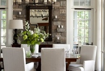 Home Design - Dining Room / by Melanie Moreschi