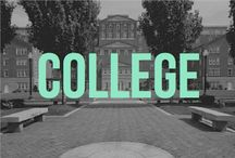 College!!! / by Michaela Knuth