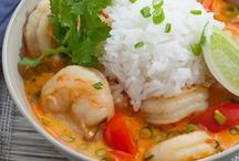 Love Thai Food / by Terry Whitaker