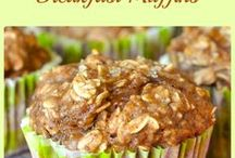Cupcakes, Muffins:  Healthy and NOT / by Terry Whitaker