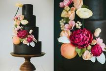 CAKES  / by Lovely Petals by Mariella  - The Art of Sugar Flowers
