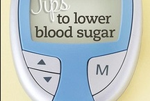 Lower Blood Sugar / by Terry Whitaker
