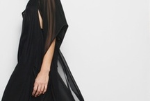 Ode to Black / by Silk & Whiskey