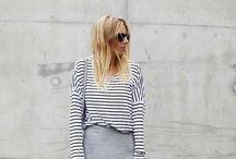 Stripes & Caro / by Silk & Whiskey