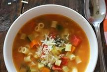 I LOVE SOUP / by Terry Whitaker