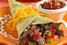 Mexican Flare for Food / by Terry Whitaker