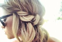 p r i m P i n / Life is like a braid - a little bit twisted. / by Sofia by ViX