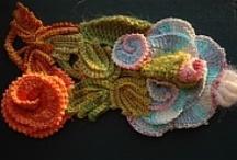 Freeform Crochet... / by Banu Abdusselamoglu