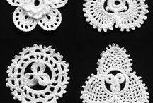 Irish crochet... / by Banu Abdusselamoglu