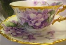 Fine China, Porcelain, and Silver / by Marcy McKinley