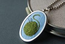 Knitting Whimsy / by Carolyn Noyes Knitwear Designs